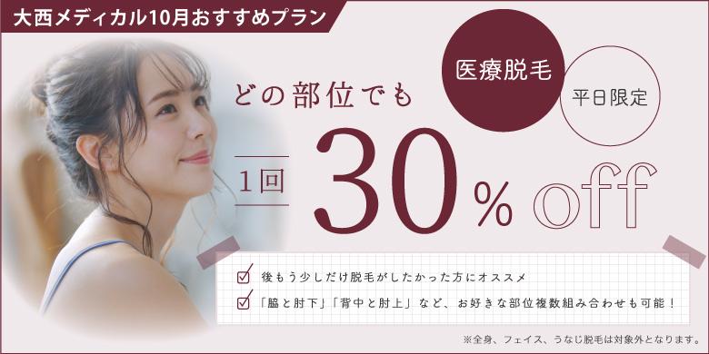 大西メディカルクリニック美容 NMN点滴1回定価から20%OFF!