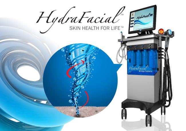 大西メディカルクリニックの美肌治療に効果的なハイドラフェイシャル