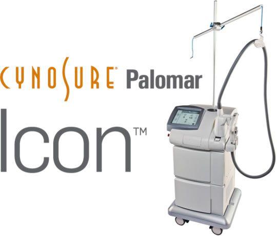 大西メディカルで使用するシミ・くすみ治療機器「Icon(アイコン)」